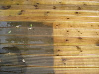 Decking Cleaning and Oiling image