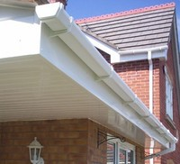 Gutter Soffit And Fascia Cleaning Warwickshire Surface Care